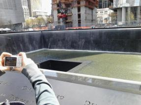 South Tower memorial