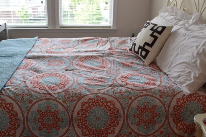 coral_bedspread