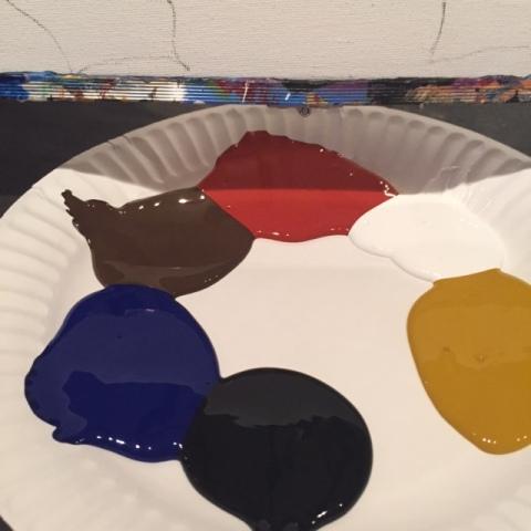 paint prime colors