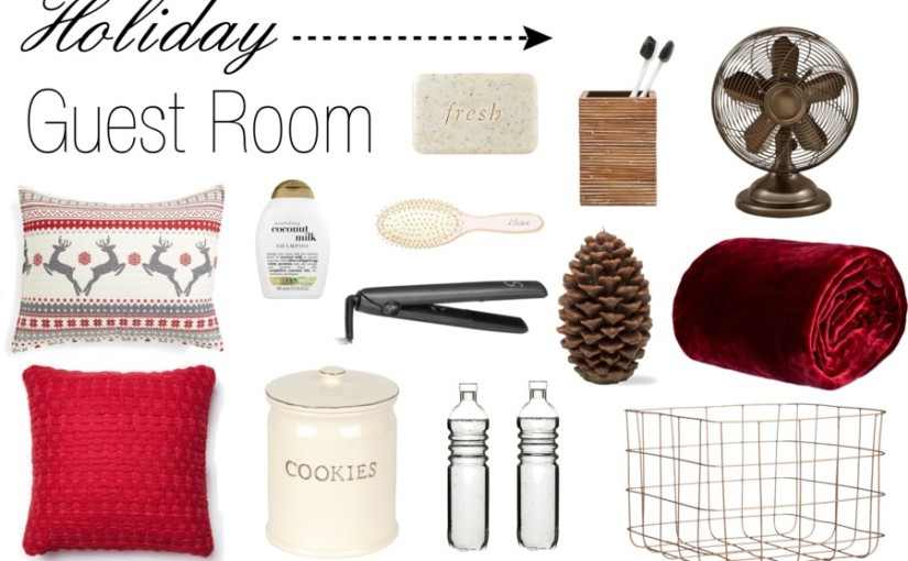 What to Put in a GuestRoom
