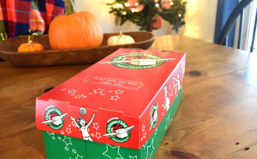 How to Pack an Operation Christmas ChildShoebox