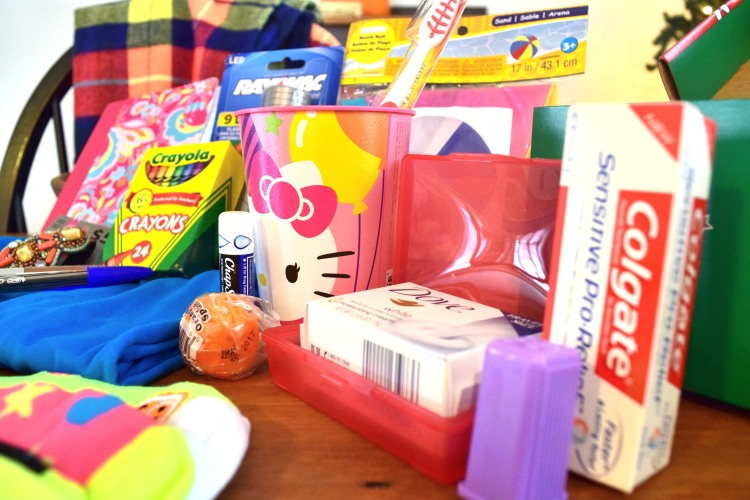 items for christmas child boxes