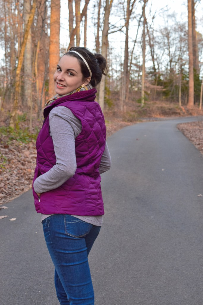 quilted vests