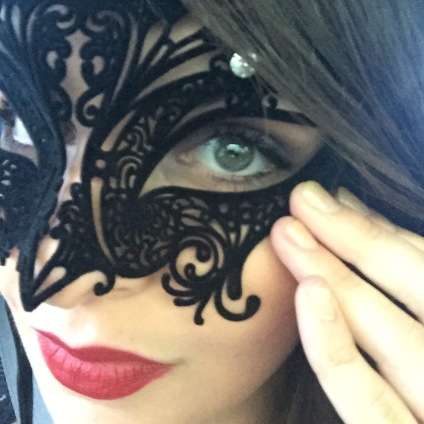 masquerade ball costume