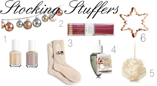 Stocking Stuffer Ideas for Her