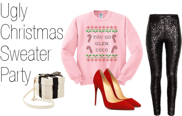 Ugly Christmas SweaterParty