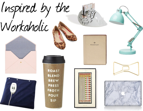 Christmas Gifts for theWorkaholic