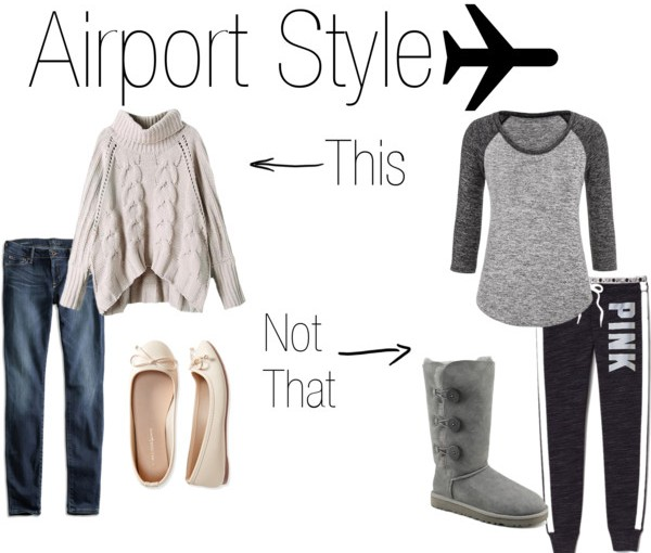 Airport Style- the Do's and Don'ts