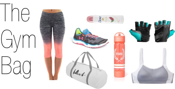 What to Have in a Gym Bag
