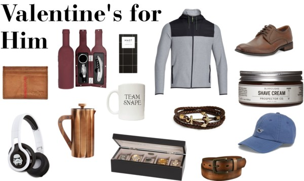 Valentine's Gifts for Your Man