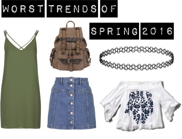 2016 spring trends