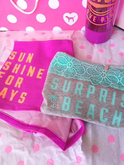 cute pink undies
