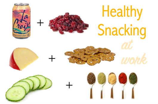 Snack Ideas for theOffice