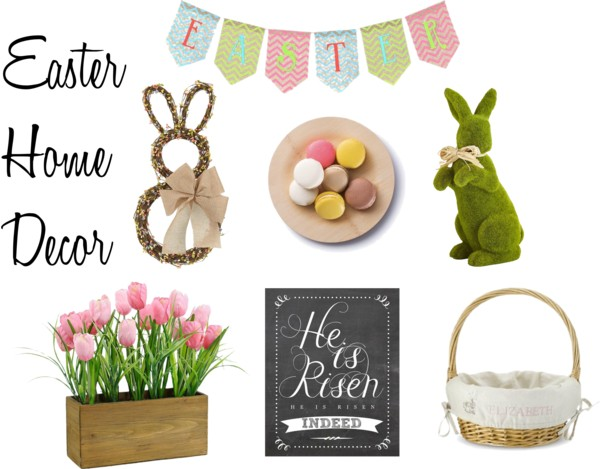 Easter and Spring Decorating Ideas