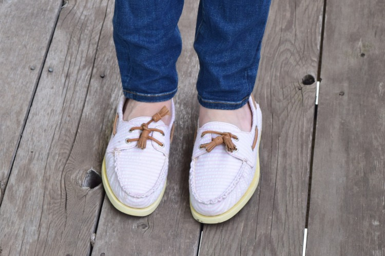 sperrys for spring