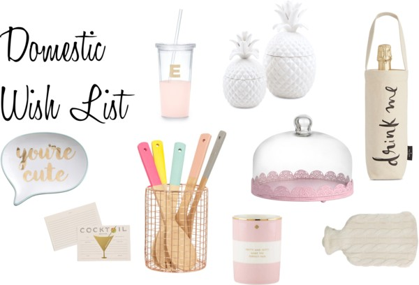 9 Things for Your Domestic Wish List
