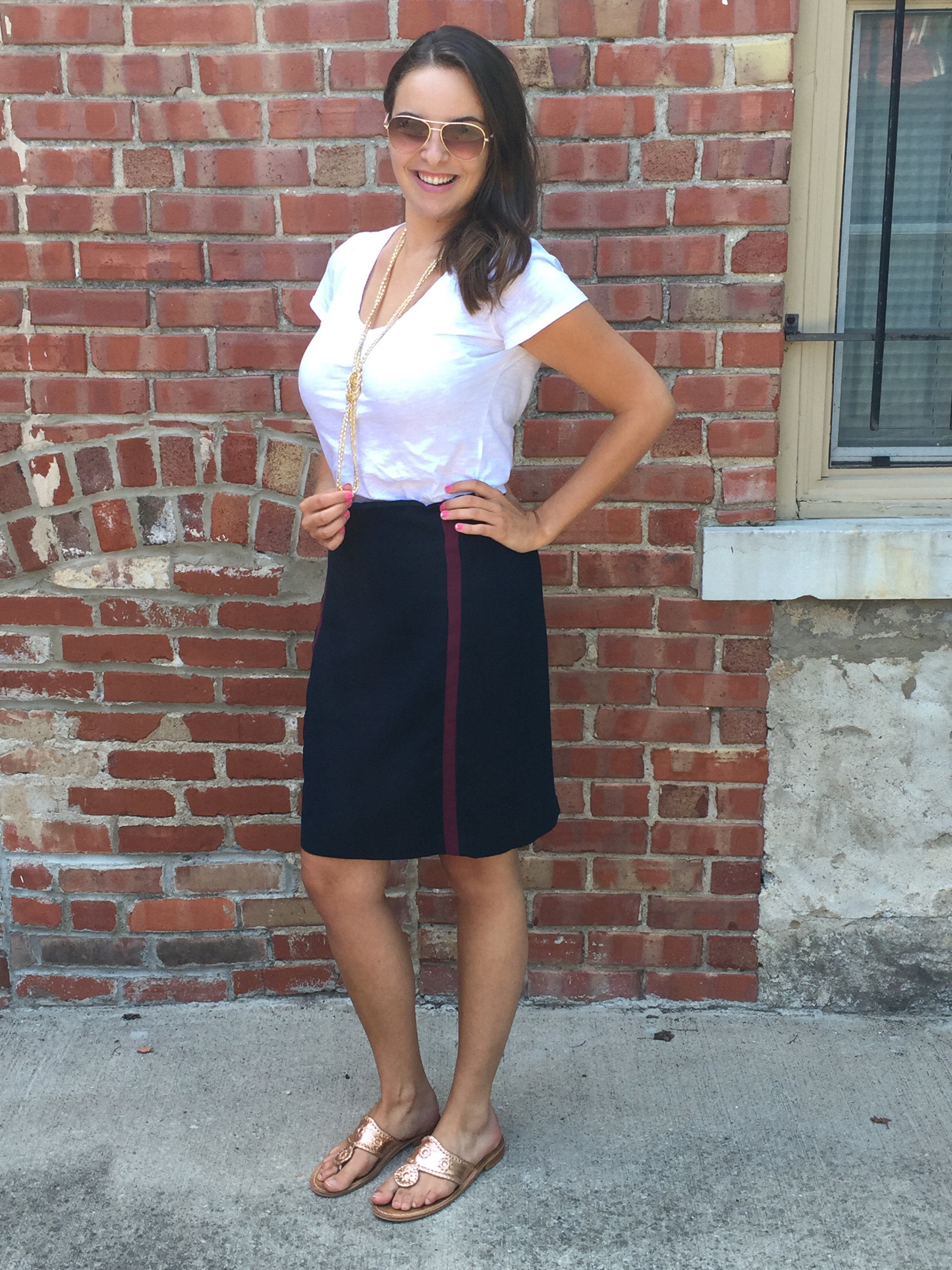Summer office clothes