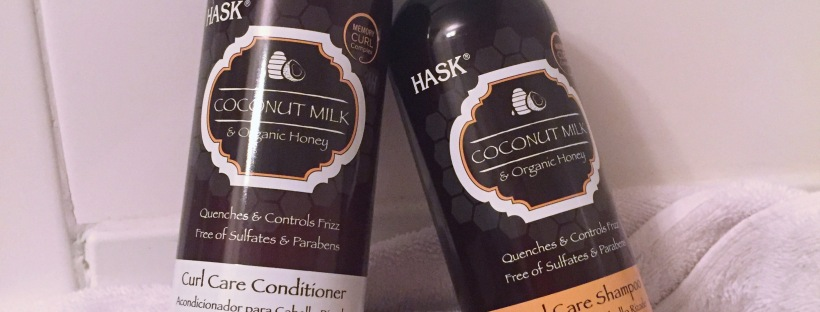review of hask shampoo