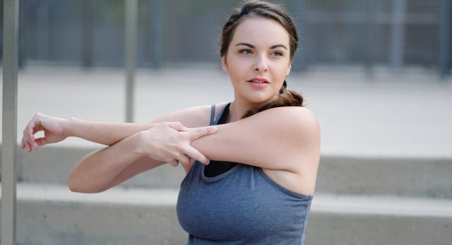arm stretching exercises