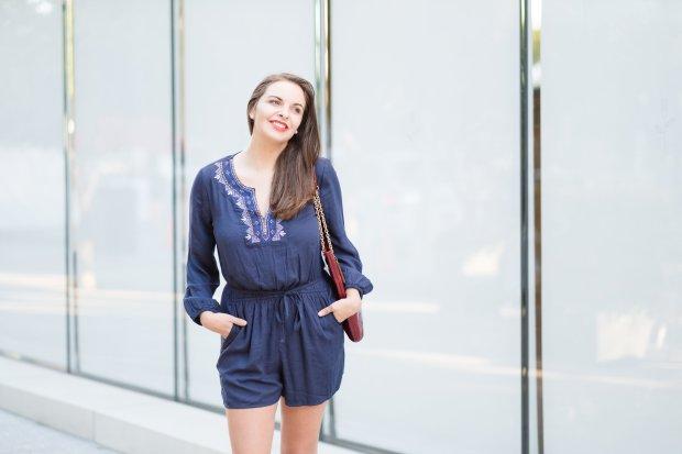 dallas style blogger