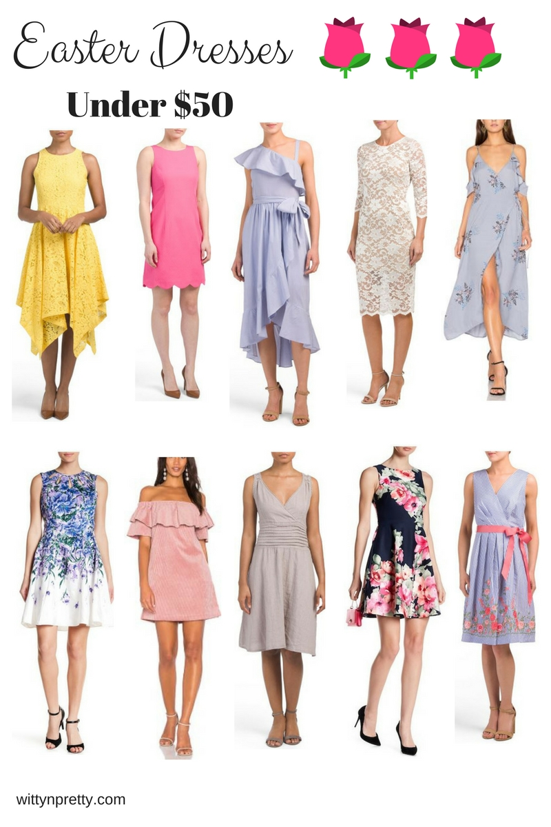 easter dresses under $50
