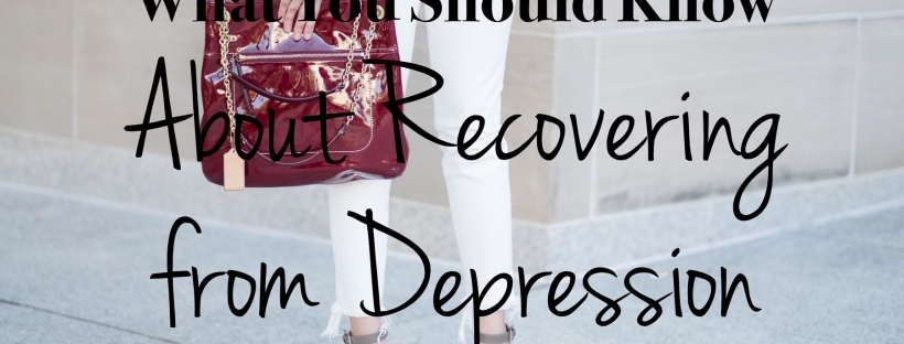 recovering from depression