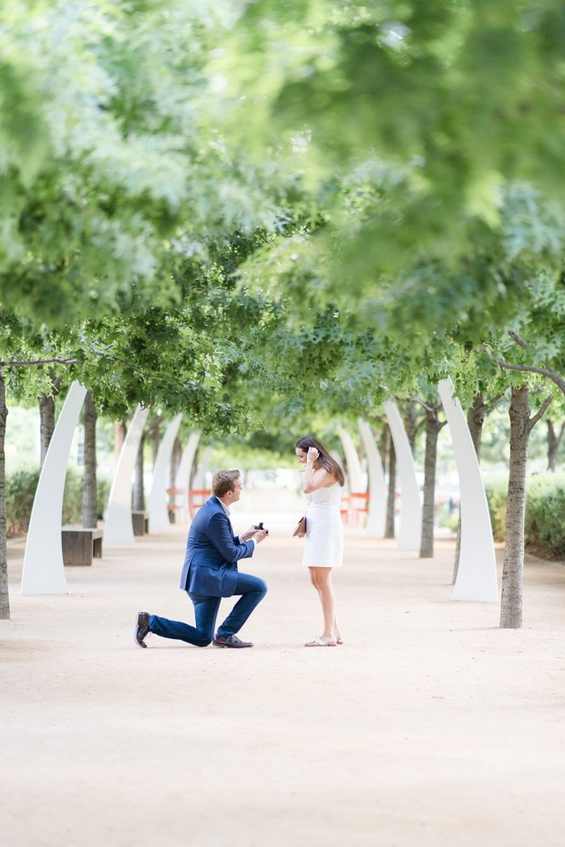 dallas engagements