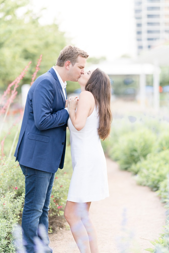 klyde warren park engagement