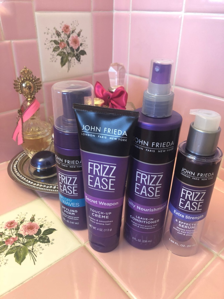 john freida frizz ease review