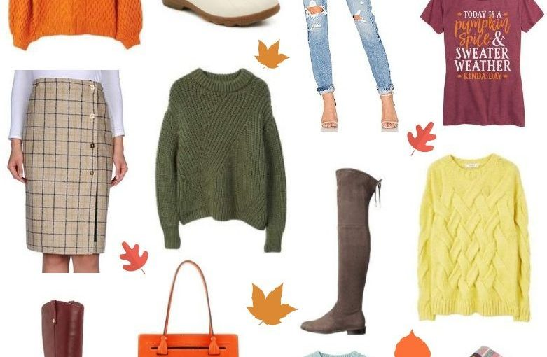 Fall Style Wish List for 2018