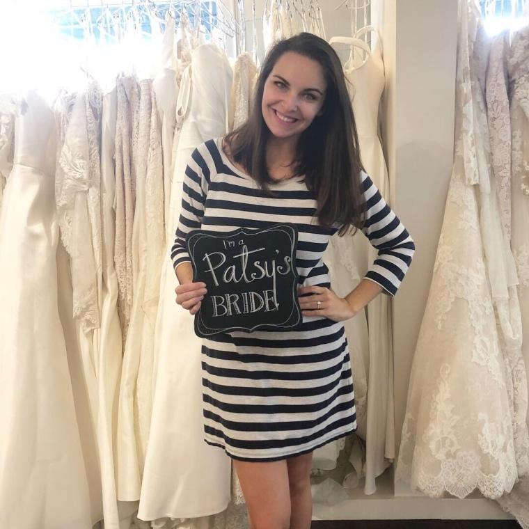 patsys bridal boutique bride