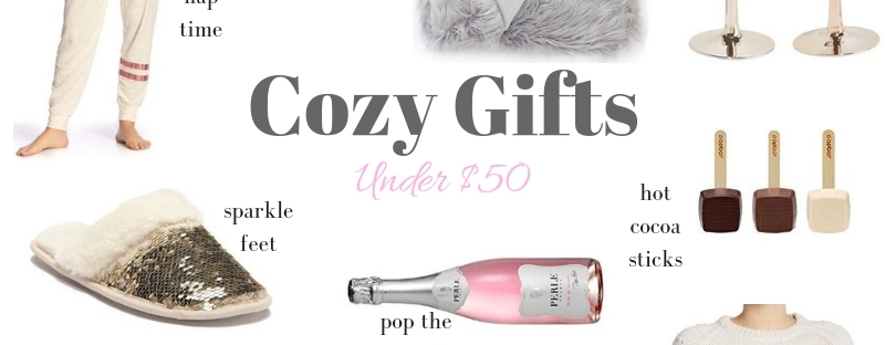 cozy gifts under $50