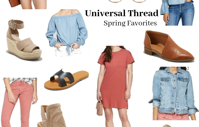Affordable Spring Styles from UniversalThread