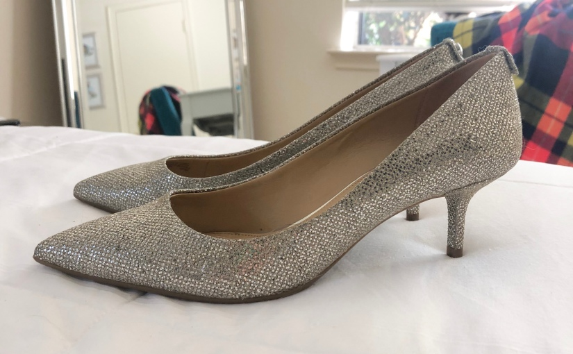 Sneak Peek at My Wedding Shoes and How to Choose Yours!