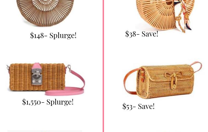Designer Summer BagDupes