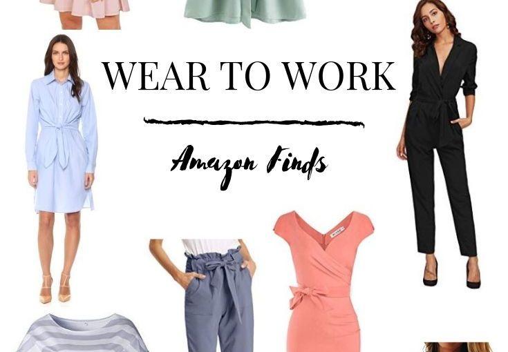 Summer Wear-to-Work StyleIdeas