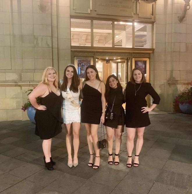 bachelorette party clocktower denver