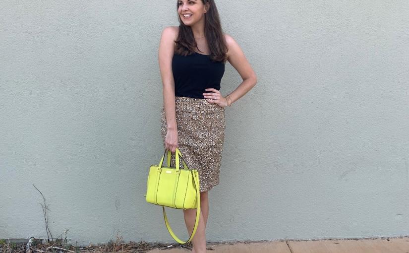 Wear to Work Inspiration: LeopardPrint