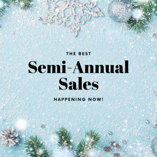 SEMI ANNUAL SALES